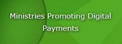 Ministries Promoting Digital Payments