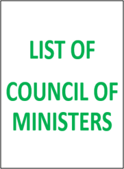 List of Council
