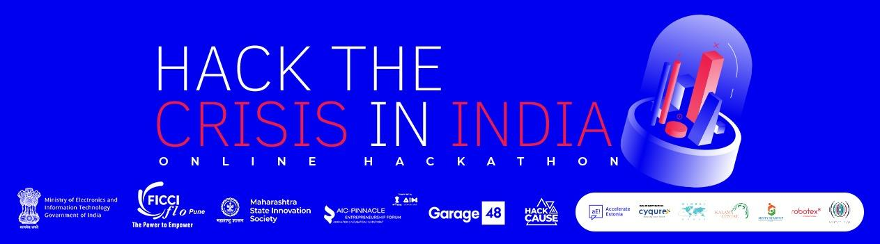 Hack the Crisis India - 22nd March to 5th April