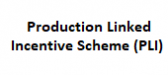 Production Linked Incentive Scheme (PLI) for Large Scale Electronics Manufacturing