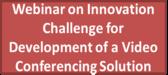 Webinar on Innovation Challenge